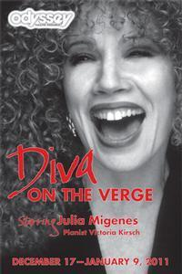 Diva on the Verge in Los Angeles