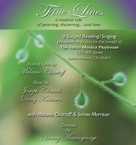 Fine Lines - a musical tale of yearning, discerning...and love in Los Angeles