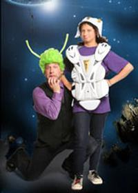 Kenn Adam's ADVENTURE THEATER! EPISODE I: Adventure In Space! in San Francisco