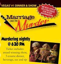 Marriage Can Be Murder in Las Vegas