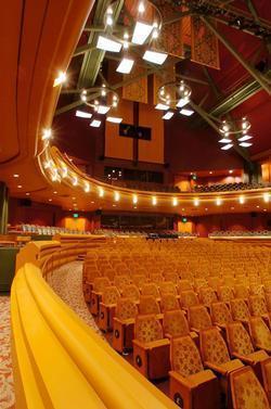 DeBartolo Performing Arts Center, University of Notre Dame