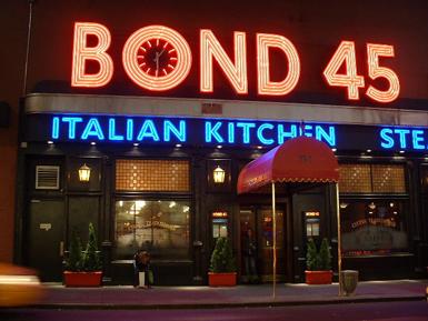 Bond 45