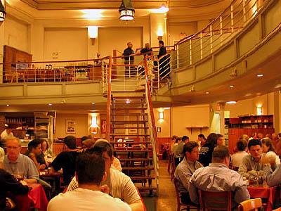 John S Pizzeria Theater District Restaurant Guide