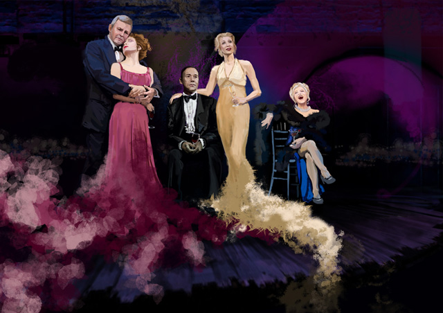 BWW Exclusive STAGE ART - FOLLIES!