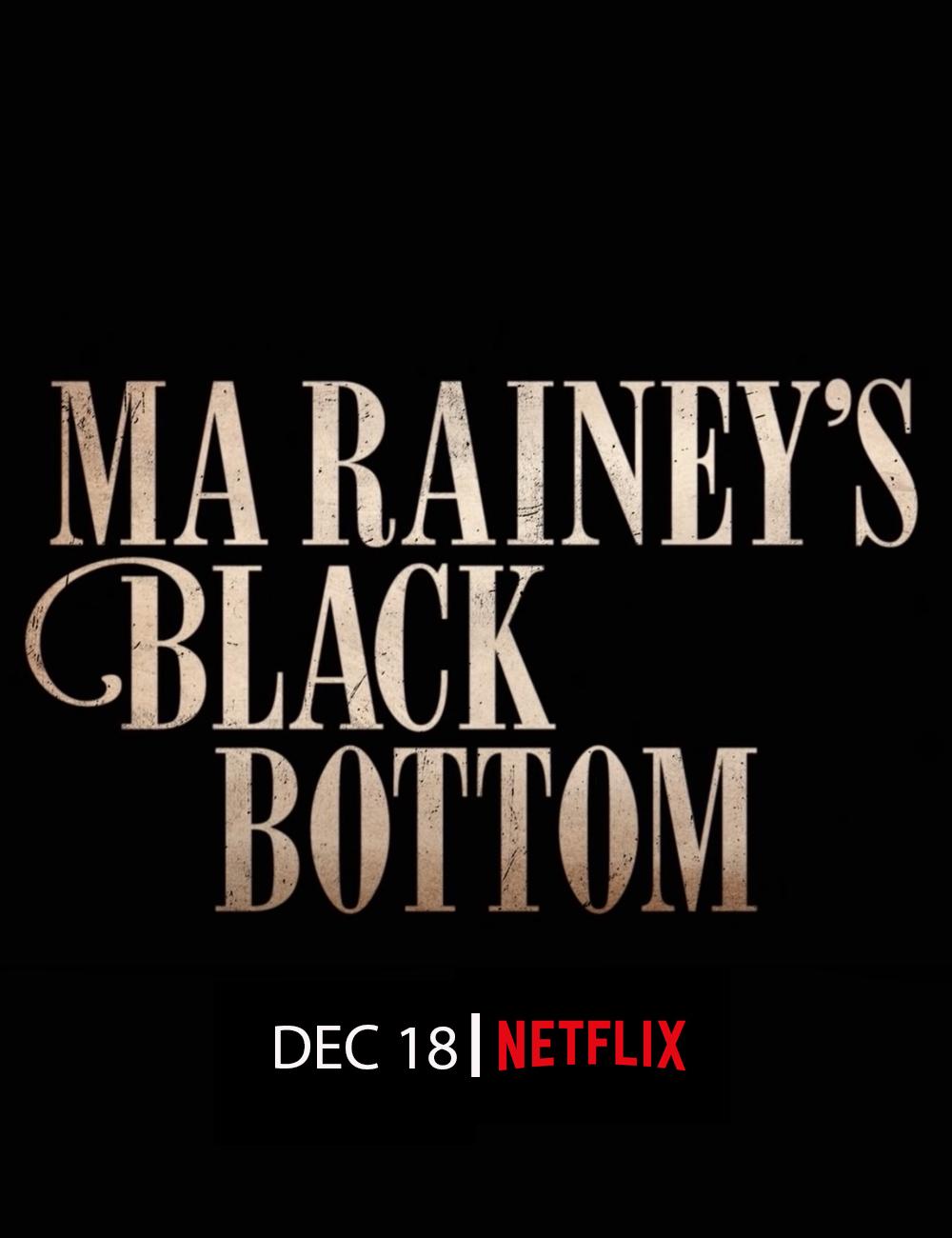 Ma Rainey's Black Bottom at Netflix