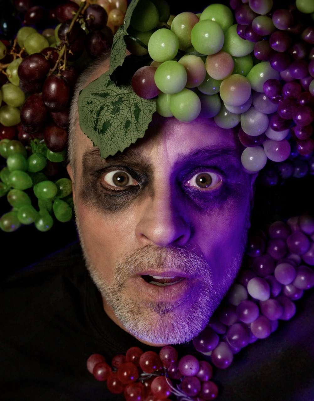 Planet of the Grapes - Live on Stage at The Kraine Theater