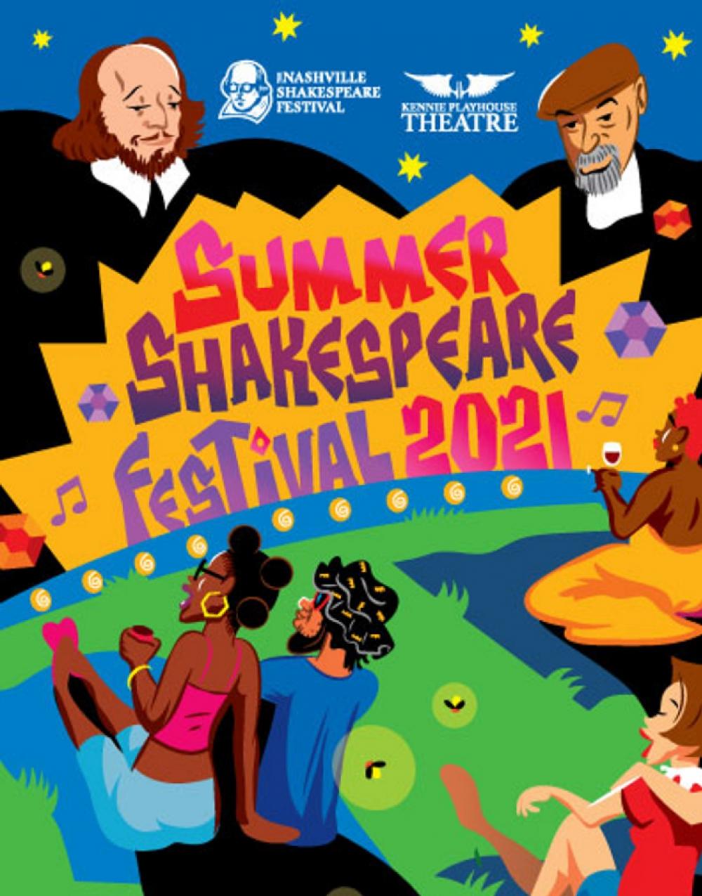 Summer Shakespeare 2021 - August Wilson's JITNEY at Kennie Playhouse Theatre