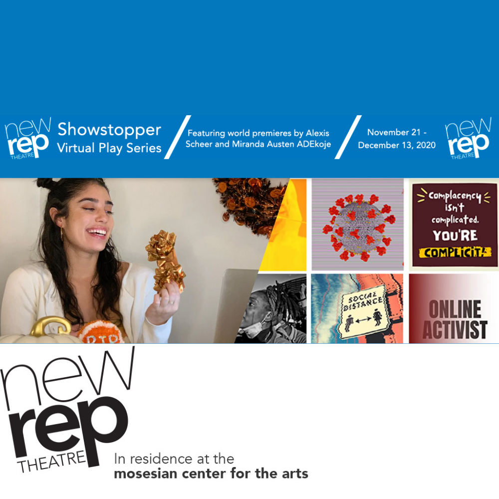 Showstopper Virtual Play Series at New Repertory Theatre