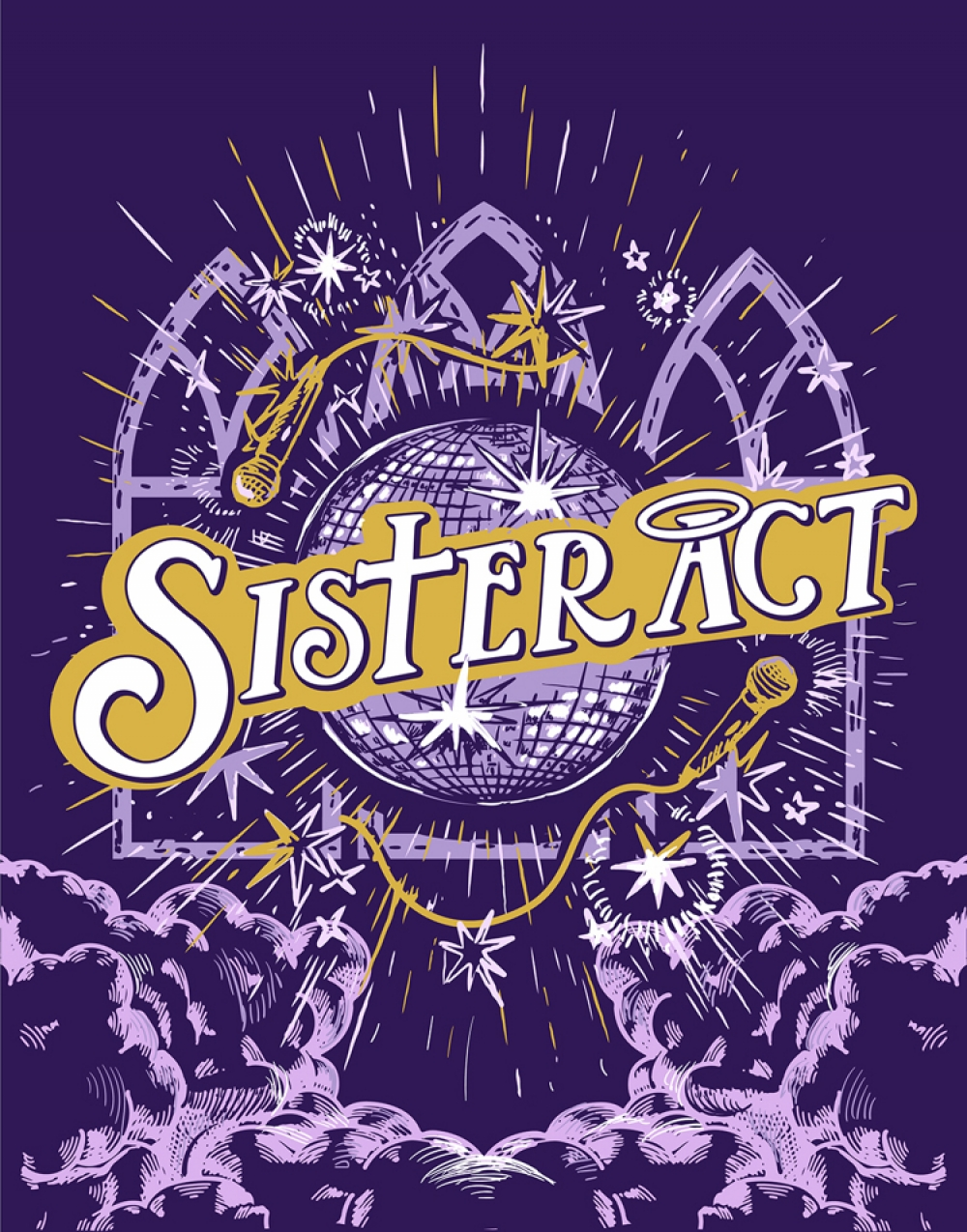 Sister Act at Arrow Rock Lyceum Theatre