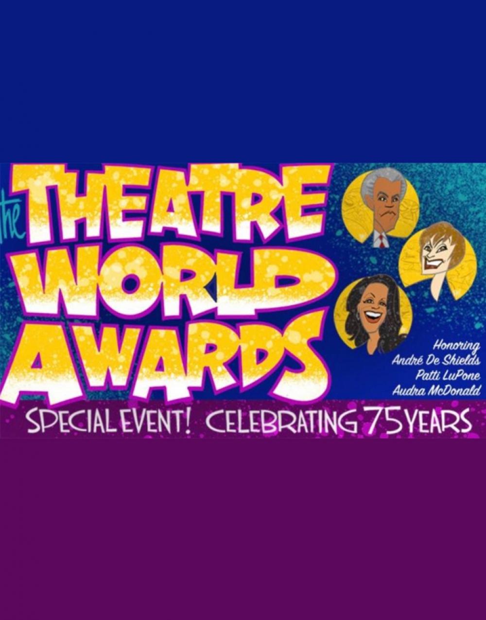 Theatre World Awards at