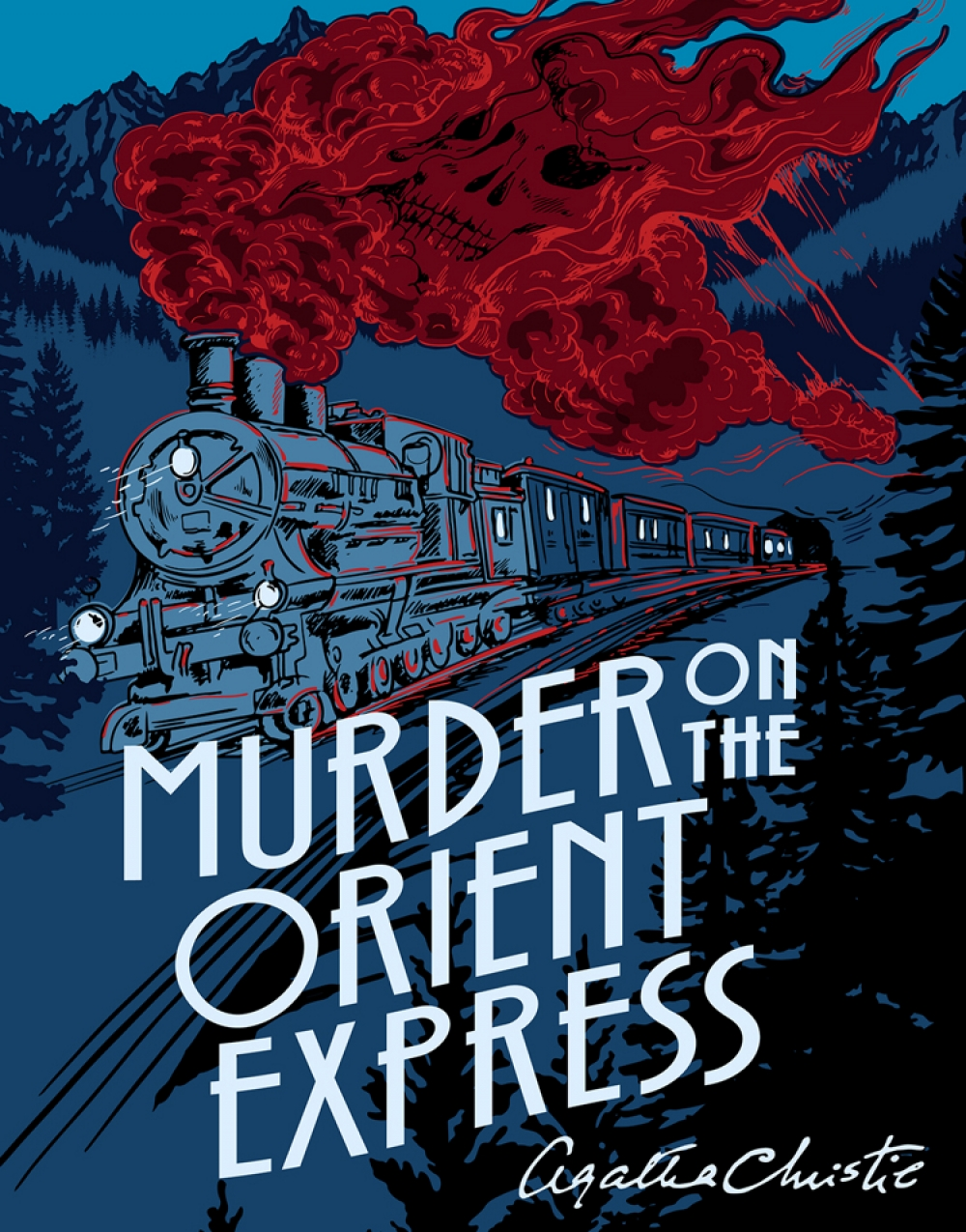 Murder on the Orient Express at Arrow Rock Lyceum Theatre