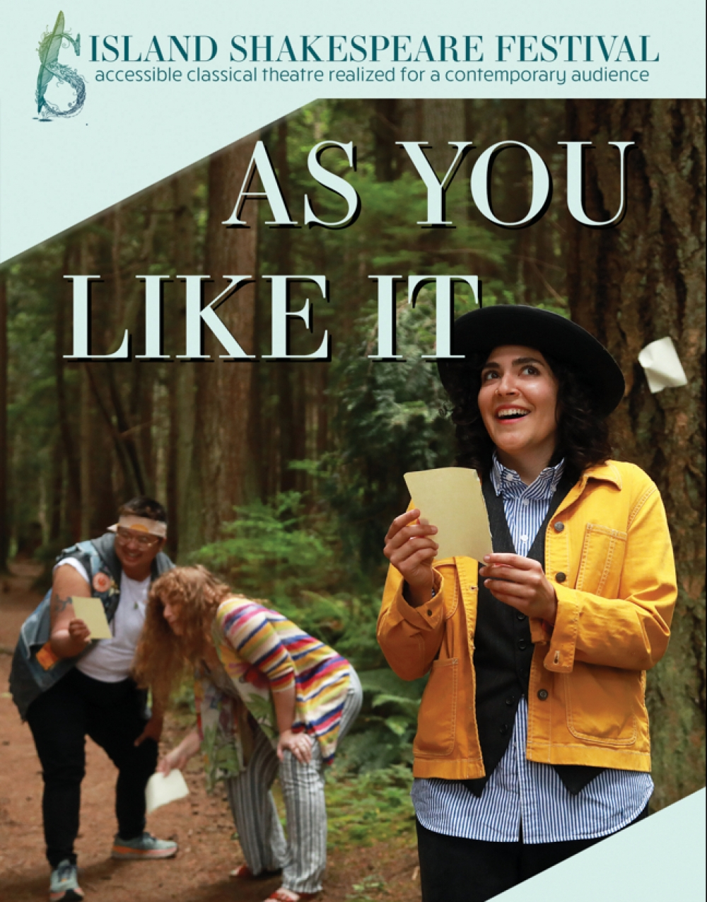 As You Like It at Island Shakespeare Festival