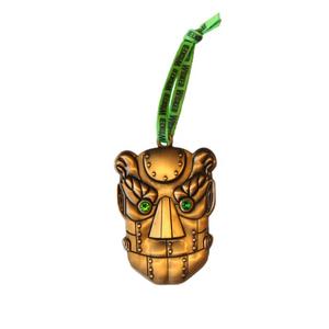 Wicked Wizard Head Ornament