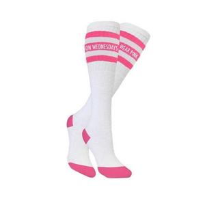 Mean Girls Wednesday Socks