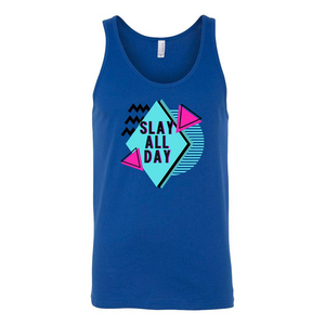 Courtney Reed: Slay All Day Tank Top