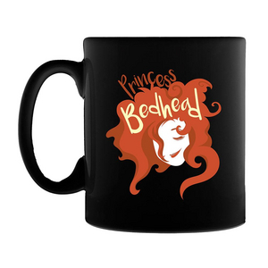 Patti Murin: Princess Bedhead Mug