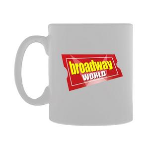 BroadwayWorld.com Logo Mug