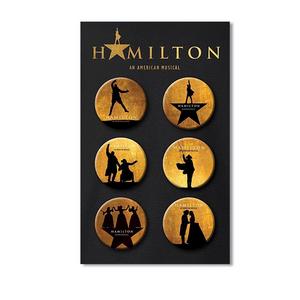 Hamilton Button Set