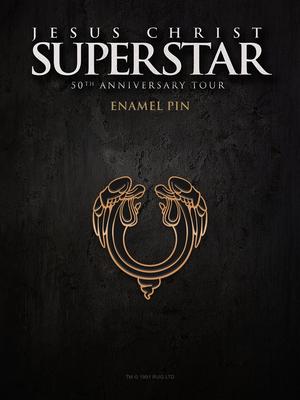 Jesus Christ Superstar Enamel Pin
