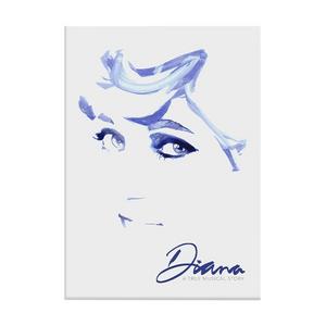 Diana Show Art Magnet