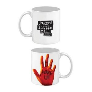 Jagged Little Piill Logo Mug