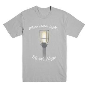 Where There's Light Tee