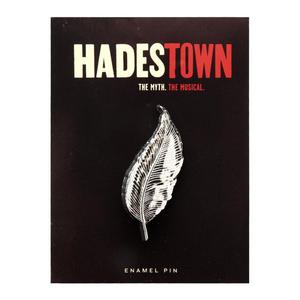 Hadestown Hermes Feather Pin