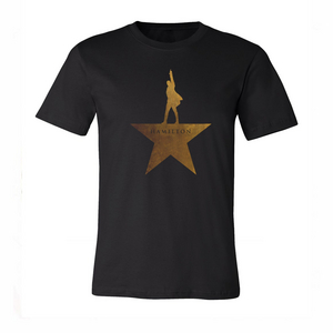 Hamilton Unisex Gold Star Show Tee