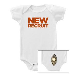 Book of Mormon New Recruit Bodysuit
