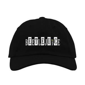 Beetlejuice Showtime Logo Hat