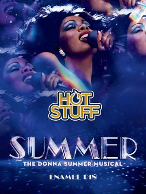 Summer Hot Stuff Enamel Pin
