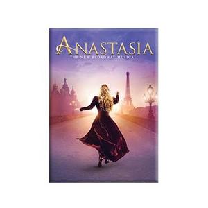 Anastasia Show Art Magnet