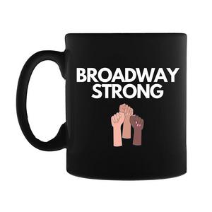 Broadway Strong Fist Mug