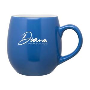 Diana Blue Logo Mug