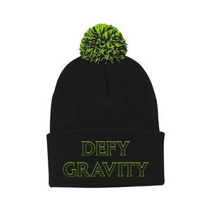 Wicked Defy Gravity Pom Beanie