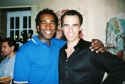 """Norm Lewis and William Michals (performed """"Some Enchanted Evening"""")  Photo"""