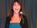 """Sara Schmidt singing """"Easy To Be Hard"""""""
