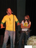Eric Ankrim and Meredith Bull (THE TUTOR)