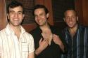 Ryland Shelton (Joe), Richard Todd Adams (Brett), and Eric Jon Mahlum (Passenger)