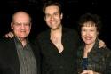 Richard Todd Adams with his folks, Perrie & Carolyn Adams