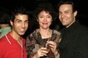 Nicky Venditti (Passenger), Suzy Conn (Book, Music & Lyrics), and Richard Todd Adams Photo