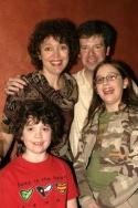 Suzy & Grad Conn with Myrna & Trinity
