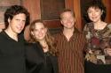 Seth Weinstein (Music Director), Jamiebeth Margolis (Director), Randy Slovacek (Choreographer), and Suzy Conn (Book, Music & Lyrics)