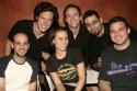 Seth Weinstein (Maestro), James Bettincourt (Bass), Seth, Erica Weiner (Harp), John Bell (Piano), Felipe Salles (Saxophone), Greg Germann (Drums)