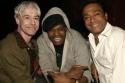 Michael Riley, Juson Williams, and Richard Pierlon
