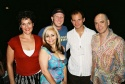 "The Cast of ""Title of Show"" with Penny Arcade & Charles Busch"