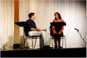Berresse and Benanti perform in Act II