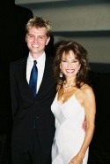 Shawn Gough and Susan Lucci