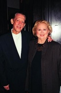 Wally Harper (Musical Director, Pianist) and Barbara Cook