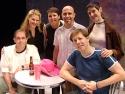Gregg Coffin (Book, Music & Lyrics), Heather, Emma Griffin (Director), Jeff Gurner, Mindy Cooper (Choreographer) and John Bolton
